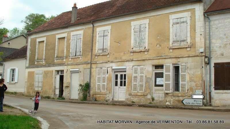 En vente maison de village 20 kms sud auxerre - Salon habitat auxerre ...