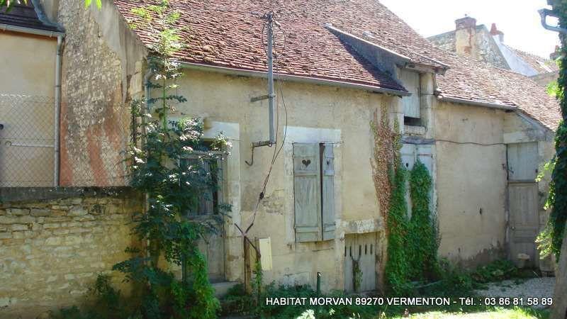 En vente maison de village cravant - Restaurer cheminee ancienne ...