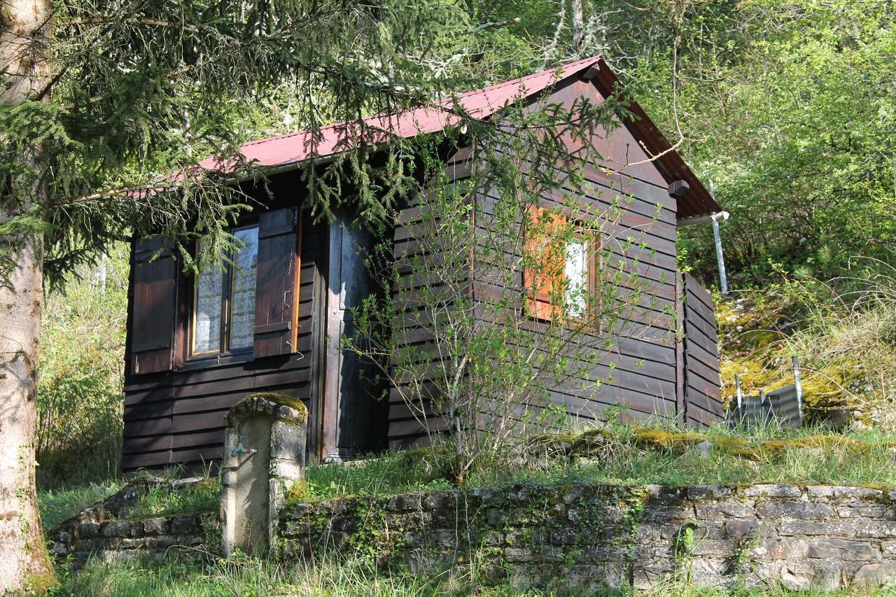 En vente terrain chalet sur terrain clos - Cabane de jardin le bon coin argenteuil ...